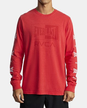 RVCA X EVERLAST BOX LS  R305099