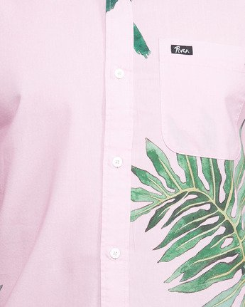5 ROZICH SHORT SLEEVE TOP Pink R305181 RVCA