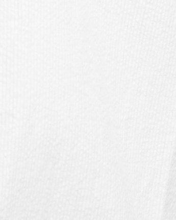 5 ENDLESS SEERSUCKER SHORT SLEEVE TOP White R305192 RVCA