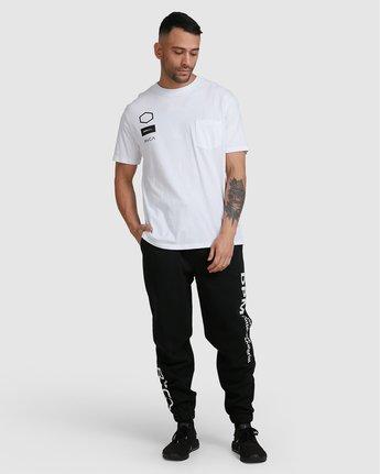 4 Dpm Fleece Pant Black R305284 RVCA