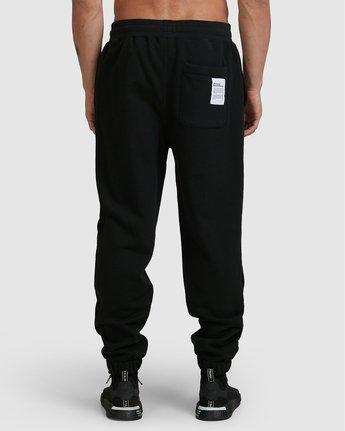 2 Dpm Fleece Pant Black R305284 RVCA