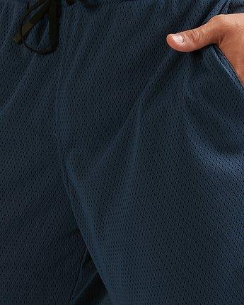 3 Va Mesh Short Blue R305311 RVCA
