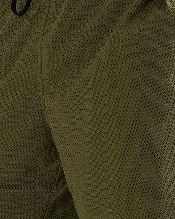 3 Va Mesh Short Green R305311 RVCA