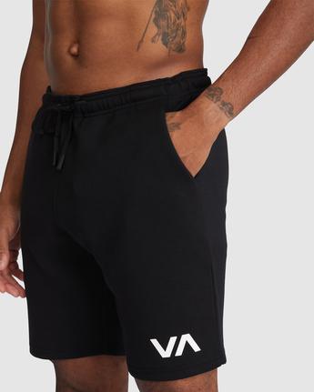 3 Sport Short IV Black R305314 RVCA