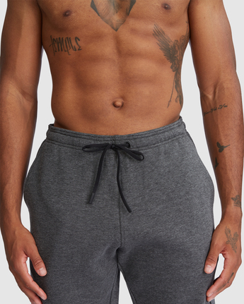 3 Sport Short IV Grey R305314 RVCA