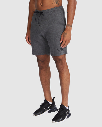 0 Sport Short IV Grey R305314 RVCA