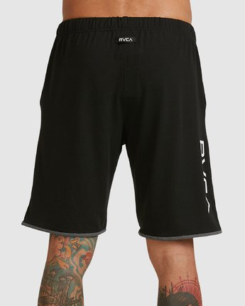 7 Sport Short IV Black R305314 RVCA