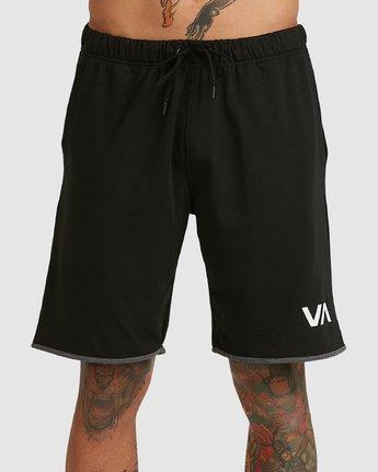5 Sport Short IV Black R305314 RVCA