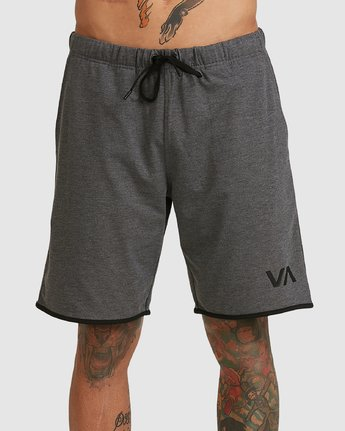 5 Sport Short IV Grey R305314 RVCA