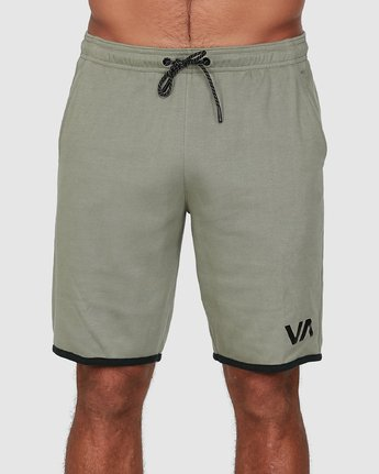 0 Sport Short IV Green R305314 RVCA