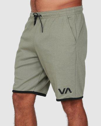 1 Sport Short IV Green R305314 RVCA
