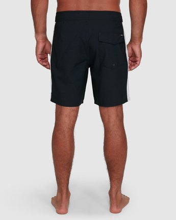 8 Apex Trunk Black R305402 RVCA