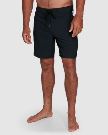 9 Apex Trunk Black R305402 RVCA