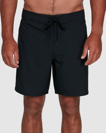 3 Apex Trunk Black R305402 RVCA