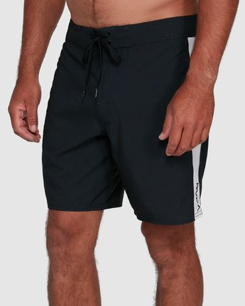 4 Apex Trunk Black R305402 RVCA