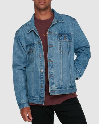 AMERICANA DENIM JACKET  R305449