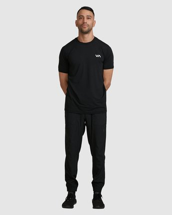5 YOGGER PANTS Black R307275 RVCA