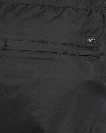 7 SPECTRUM CUFFED PANTS Black R307276 RVCA