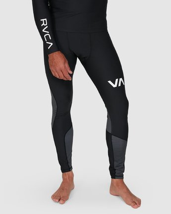 13 Compression Pant Black R307278 RVCA