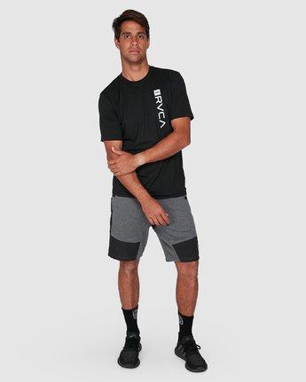 10 Hybrid Shorts Grey R307316 RVCA