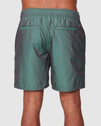 2 Hazed Elastic Shorts  R307400 RVCA