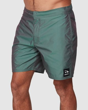 0 Hazed Elastic Shorts  R307400 RVCA