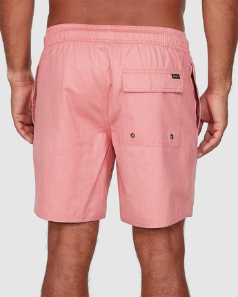 5 OPPOSITES ELASTIC 2 Pink R307401 RVCA