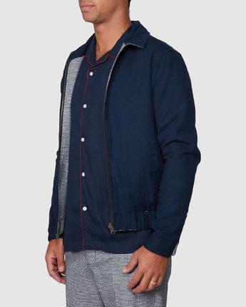 2 Hi-Grade Reverse Jacket Black R307433 RVCA