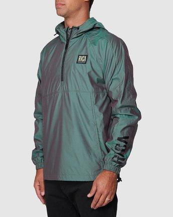 2 Hazed Zip Jacket  R307434 RVCA