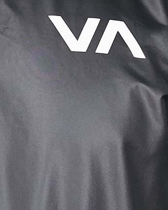 7 Utility Anorak Jacket Black R307435 RVCA