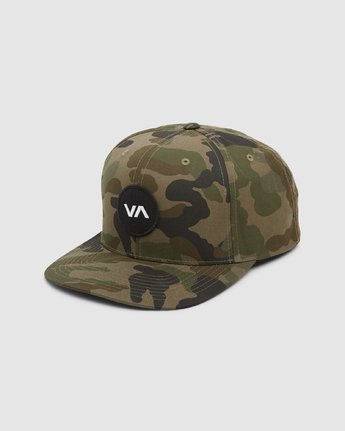 VA PATCH SNAPBACK  R307572