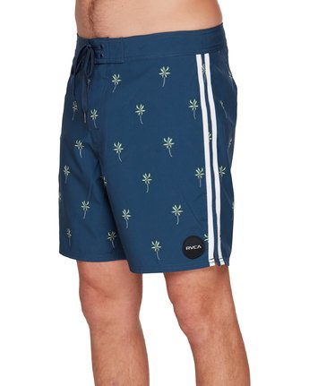 0 Restless Boardshorts Blue R308401 RVCA