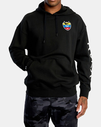 CHITO PATCH HOODIE  R315161