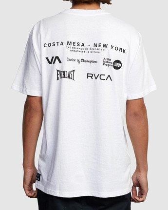 RVCA EVERLAST CM NY SS  R317078