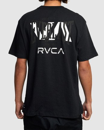 RVCA EVERLAST STACK PATCH SS  R317080