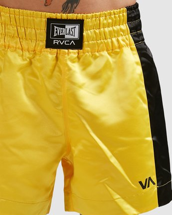 3 EVERLAST BOXING SHORT Pink R317319 RVCA