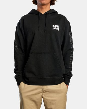 DEFER BLOCK FLEECE  R318152