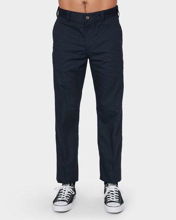 1 Daggers Twill Pants Black R343271 RVCA