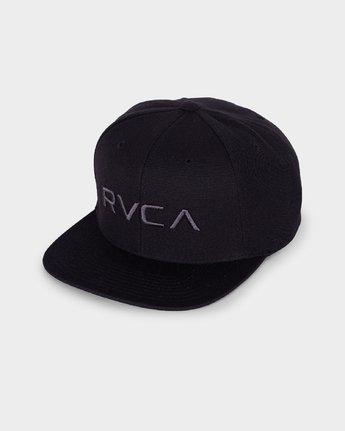 RVCA TWILL SNAPBA  R362567