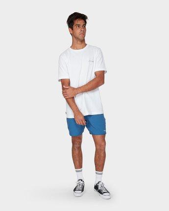 4 Yogger III Shorts Blue R371314 RVCA