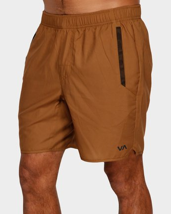 0 Yogger IIl Shorts Orange R371314 RVCA