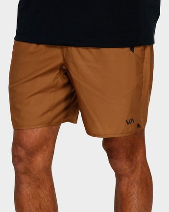 3 Yogger IIl Shorts Orange R371314 RVCA