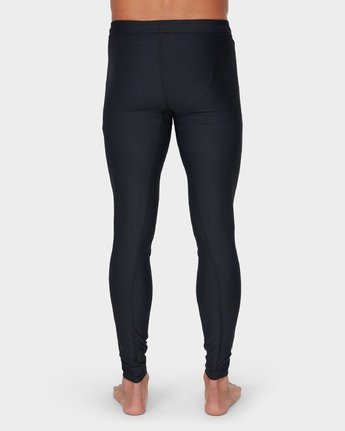 2 Va Compression Pant Black R381271 RVCA