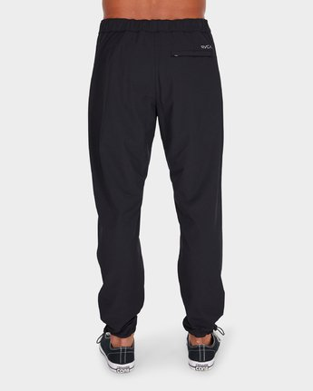 2 VA Tech Pant Black R381275 RVCA