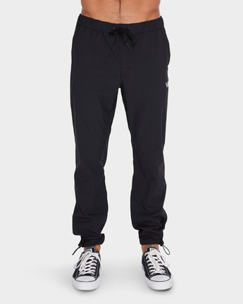 1 VA Tech Pant Black R381275 RVCA