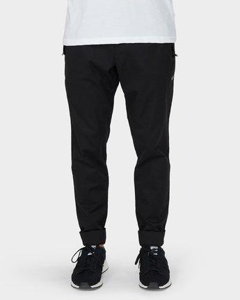 4 Vamok Pants Black R381276 RVCA