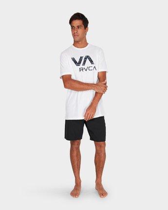"""6 Scrapper 2 19"""" Shorts Black R381318 RVCA"""