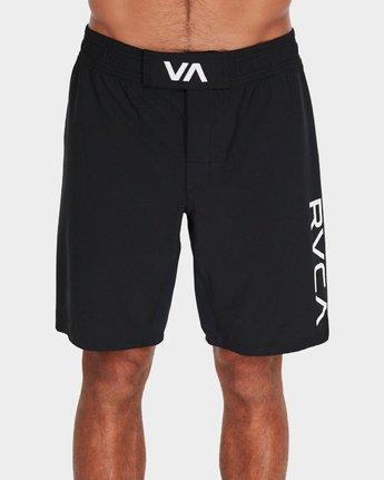 """1 Scrapper 2 19"""" Shorts Black R381318 RVCA"""