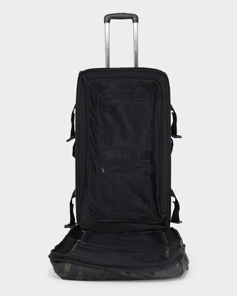 3 Eastern Large Roller Travel Bag Camo R381455 RVCA