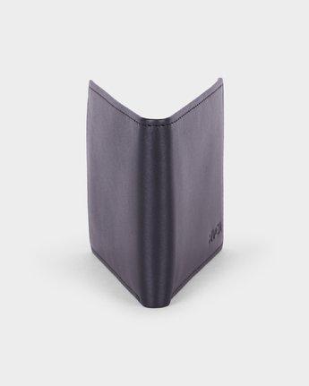 1 Crest Bi-fold Wallet Black R381492 RVCA